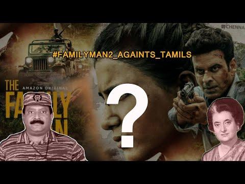 Why Are Tamils Boycotting Family Man Season 2 | History Of Tamils In Srilanka