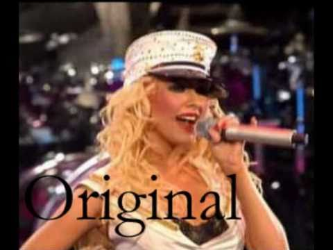 Christina Aguilera- Come on Over (All I Want is You) Original Version vs Radio Version
