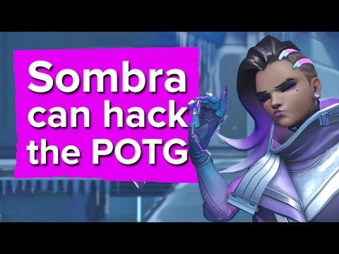 Overwatch's Sombra can hack the Play of the Game
