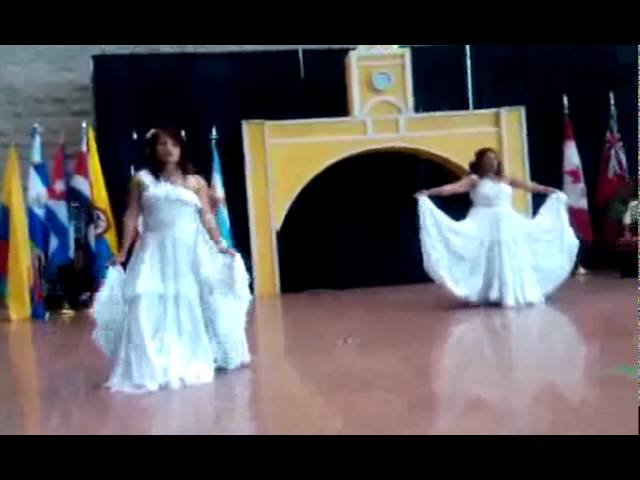 Churun Meru, Esmeraldas and Peru Danza at Latinamerican Heritage day - 14/Aug/2011 Travel Video