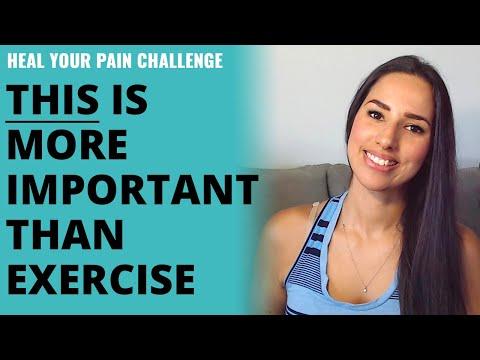 HEAL YOUR PAIN CHALLENGE (PIRIFORMIS & LOW BACK PAIN)