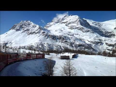 La Suisse en train 2eme Partie