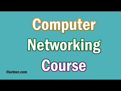 Computer Networking course full