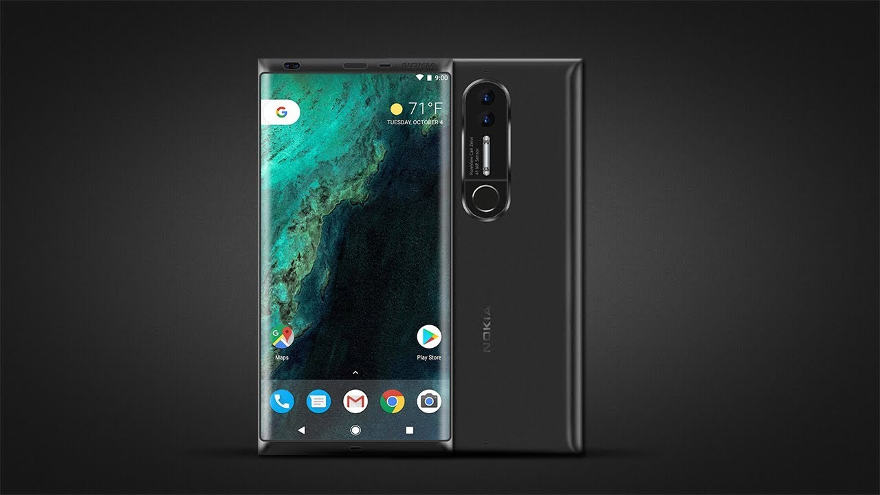 NOKIA N9 2019 Edition With Bezel-less Display | 2019