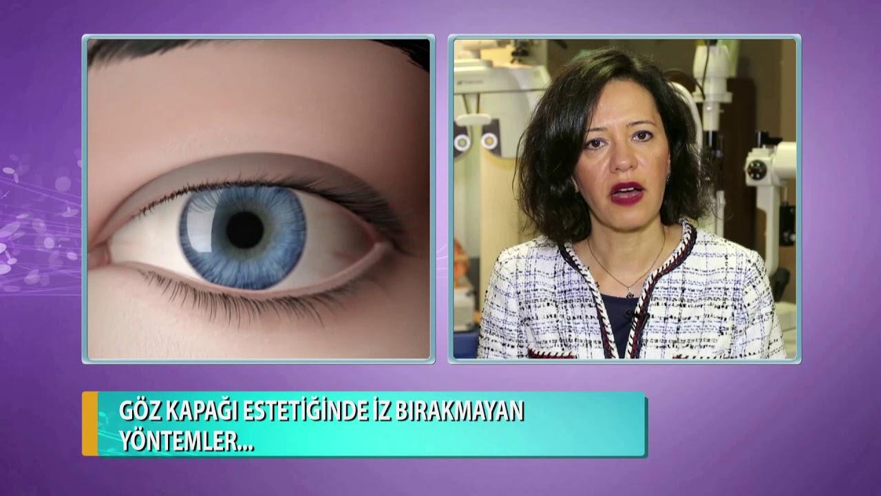 Göz Kapağı Estetiğinde İz Bırakmayan Farklı Bir Yöntem Var Mıdır? Op. Dr. Melike Gedar