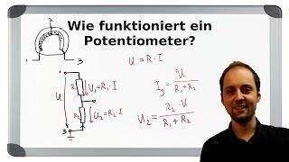 Wie funktioniert ein Potentiometer?