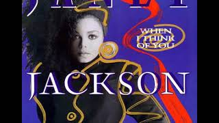 Janet Jackson: When I Think Of You (Extra Special Long Version)