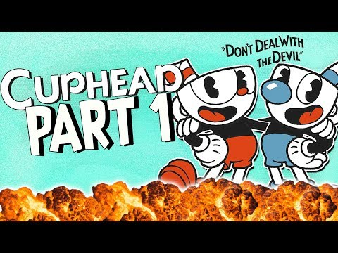 JUST SO EASY | CupHead - Part 1