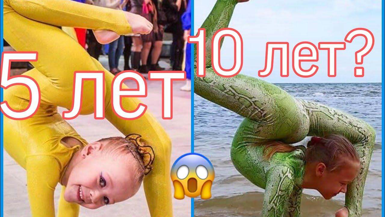 Как менялась Варвара Гордеева♥️ 2014-2020(gymnastics evolution)