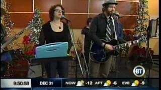 Woodpigeon on CityTV - Spirehouse