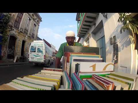 LA CARRETA LITERARIA Travel Video