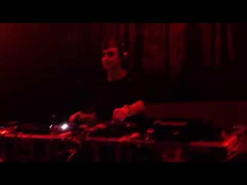 DJ Sveta (Australia) spinning live at Birdcage July 15, 2015