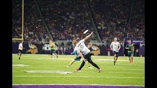 AUDL Exhibition: Madison Radicals vs Minnesota Wind Chill At NFL Preseason Game