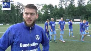 EnBW Oberliga A-Junioren: SV Stuttgarter Kickers - VfR Aalen