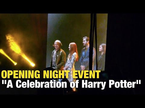 Opening Night Event at  'A Celebration of Harry Potter 2016' Universal Orlando