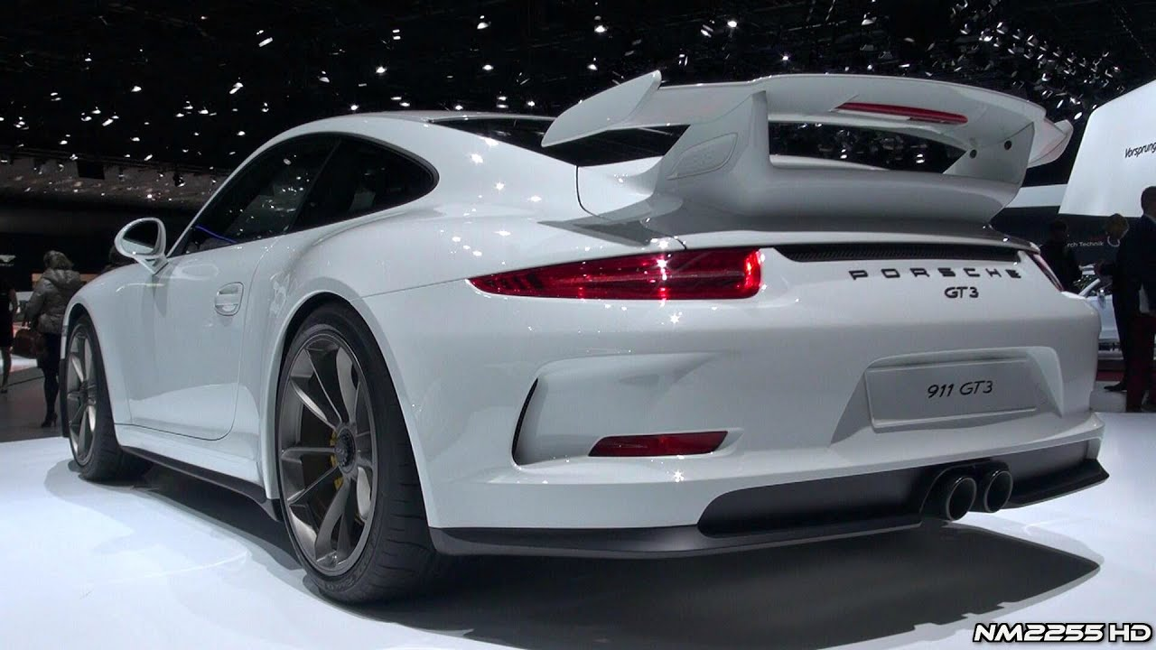 2014 porsche 991 gt3 in depth look 2013 geneva motor. Black Bedroom Furniture Sets. Home Design Ideas