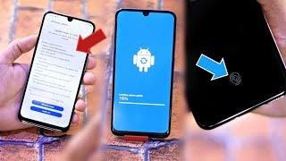 Samsung A50 August update with major improvements   Super fast fingerprint   Best update ever🔥🔥😘
