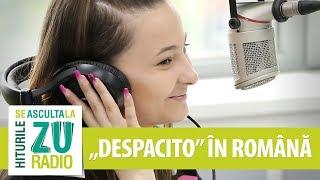 A rupt netul cantand Despacito romana. Asa suna coverul ei LIVE la Radio ZU (ft. Prestige Orchestra) thumbnail