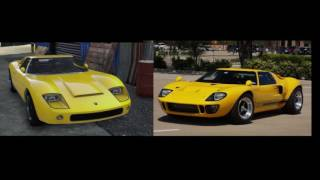ALL GTA V Cars in Real Life (All Vehicles in Grand Theft Auto V) Part 1