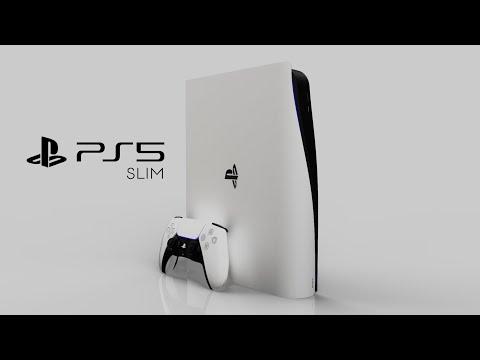 PS5 Slim edition!