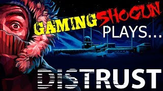 DISTRUST LIVE Let's Play Game Stream