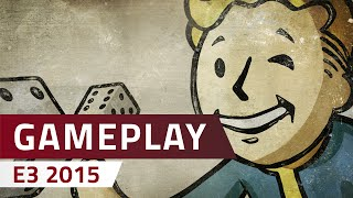 Fallout 4 - Gameplay Trailer #2 - E3 2015