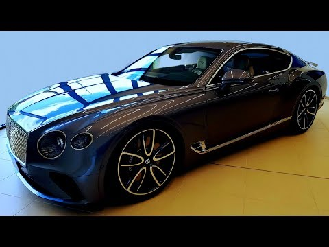 2020 Bentley Continental GT   Exterior and Interior 1080p