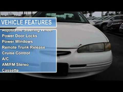 1997 Ford Thunderbird - East Coast Honda Volkswagen - Myrtle Beach, SC 29588