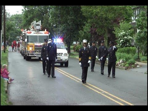 2017 Hightstown - East Windsor Memorial Day Parade