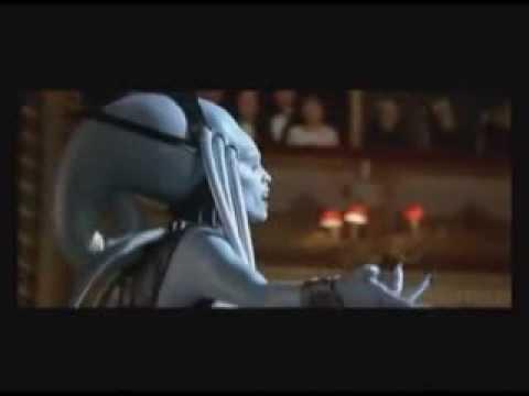 Fifth Element Diva song   full version  SINGING   EVGENIA LAGUNA