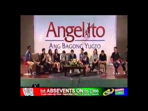 """""""Angelito: Ang Bagong Yugto"""" - Presscon Part 5"""