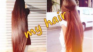 видео Как сделать ЦВЕТНЫЕ ВОЛОСЫ Омбре ДОМА. Как Покрасить Волосы