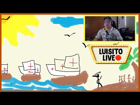 Luisito LIVE 15 - Cristobal Colón