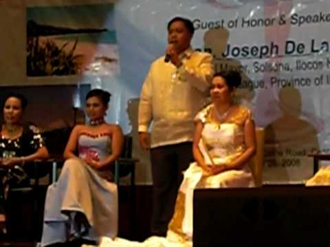 TA NAGSAWAY A PINTAS MO by: Hon. Vice-Mayor Jonel M Rosqueta
