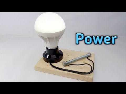 Electric Science Project