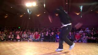 Brave Monk (Phaze II / Awesome Style Konnection) Judge Showcase | Breakin