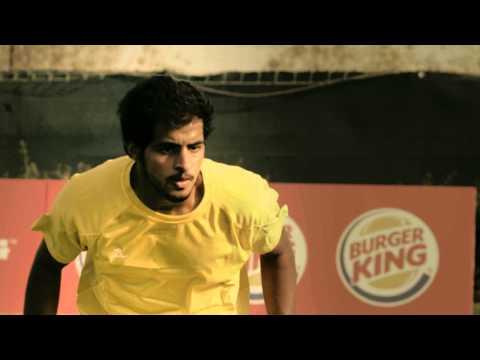 BK Arabia TV Channel Trailer   Burger King