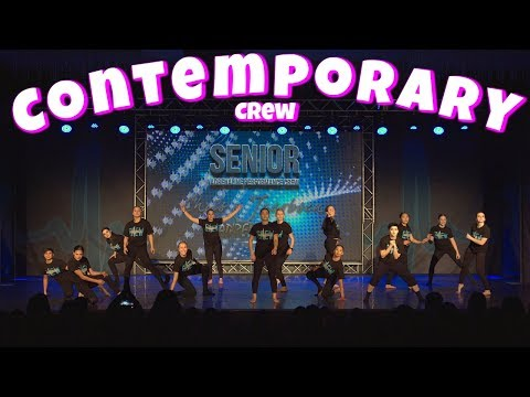 ADRENALINE CONTEMPORARY CREW - Choreo by Chris Jacobsen
