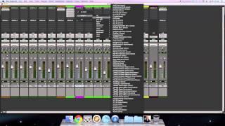 Mixing Drums with EZ Drummer