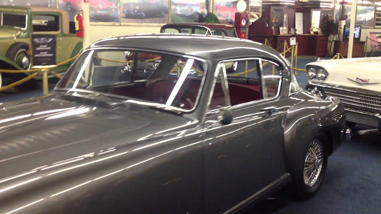 1954 Nash-Healey Le Mans Coupe Antique Car For Sale - YouTube