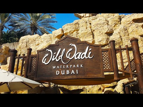 Wild Wadi Waterpark - Dubai