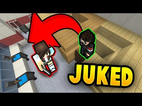 CRAZY DOOR JUKE! (Minecraft Murder Mystery)