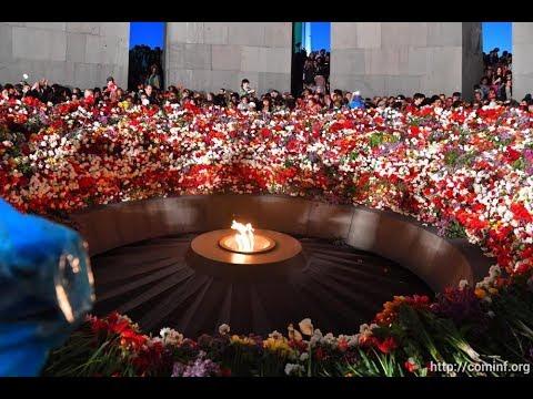 24 апреля — День памяти жертв геноцида армян