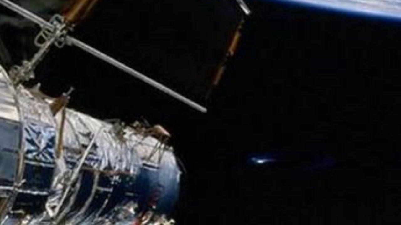 """telescópio Hubble captou nave alienígena"" afirma renomado ufólogo"