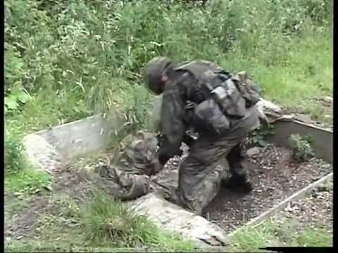 British Army Training (infantry)