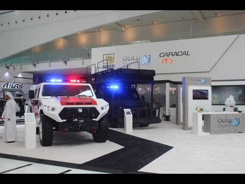 ISNR 2016 Day 2 online video show daily news international exhibition for national security UAE