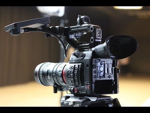 Премьера Canon EOS C200 в Украине