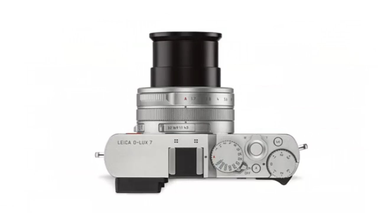 The Leica Panasonic update is the 17-megapixel D-Lux 7 a nicer-looking  version of the LX100 II