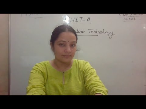 UGC NET JRF MARATHON CLASS - EDUCATION TECHNOLOGY