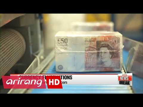 British pound plummets to lowest level since 1985 on Brexit news